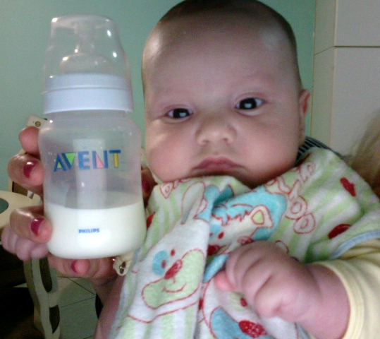 Chegaram as AVENT do Arthur!