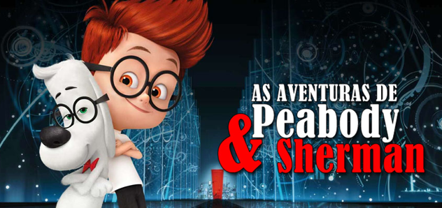 As Aventuras de Peabody e Sherman -1