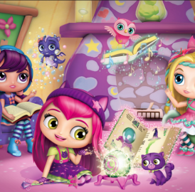 Little Charmers estreia na Nickelodeon
