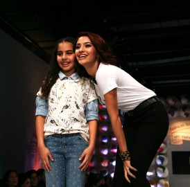 Gap Kids aposta na alegria e descontração no Fashion Weekend Kids