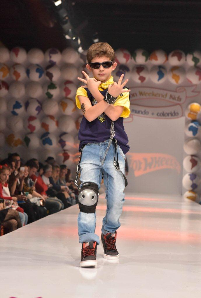 Mattel abre o 21º Fashion Weekend Kids - Fotos 5