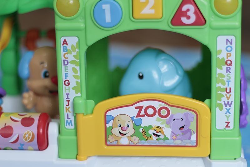 Fisher-Price Smart Stages Aprendendo a Brincar