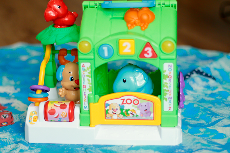 Fisher-Price Smart Stages Aprendendo a Brincar2