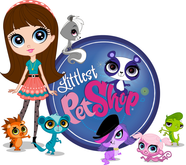 Littlest Pet Shop nickelodeon