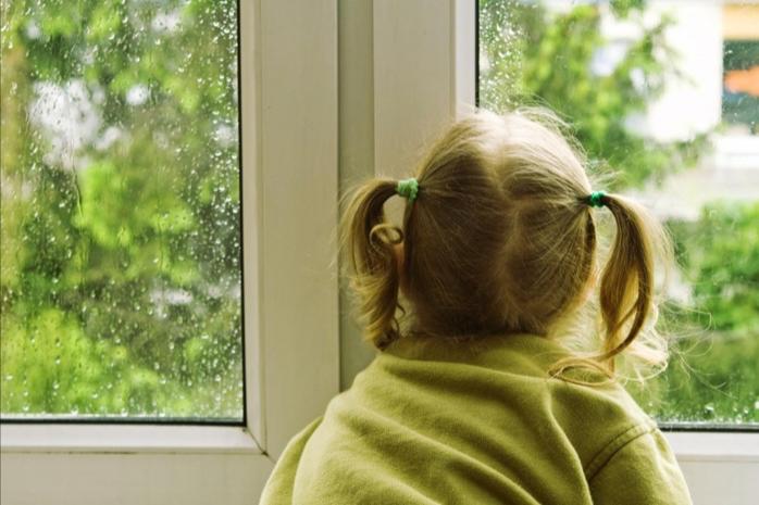 Minha filha não nasceu para dias de chuva