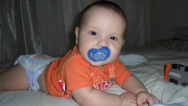 8 meses, pediatra e tudo que usou até hoje