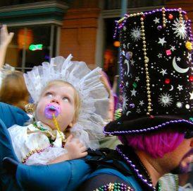 Dicas para garantir a segurança das crianças no Carnaval