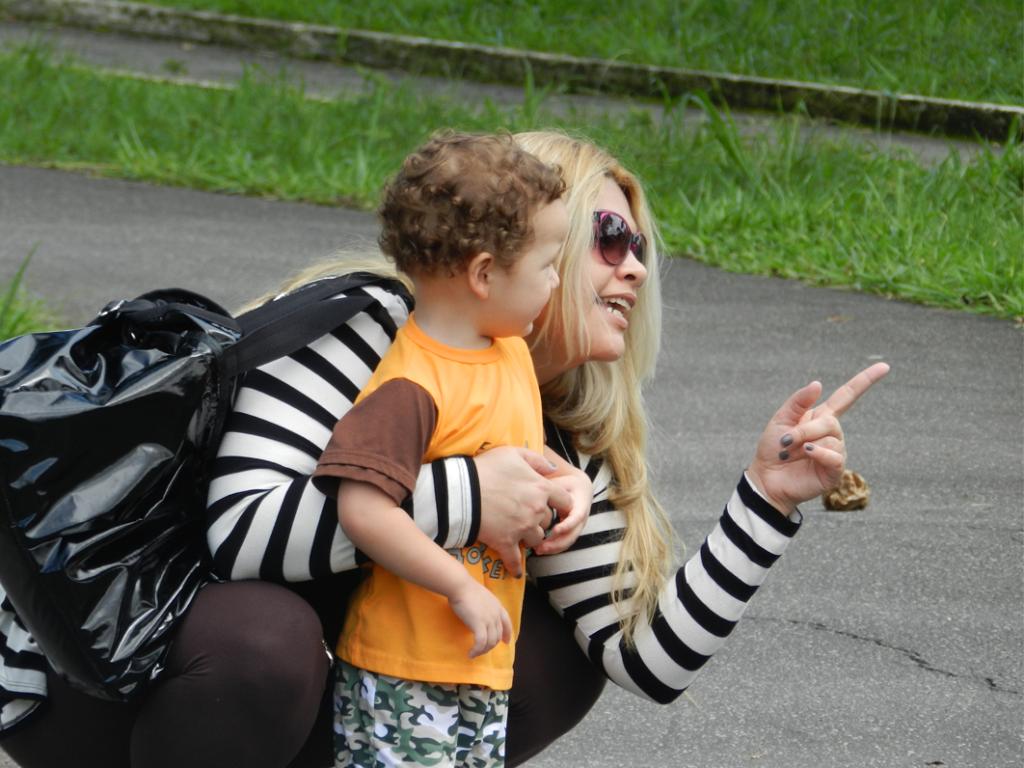 LeSportsac bolsa de maternidade chic