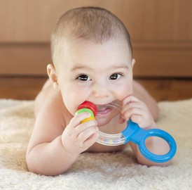 Fase oral do bebê