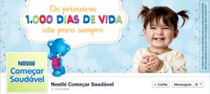 Começar Saudável estreia no Facebook