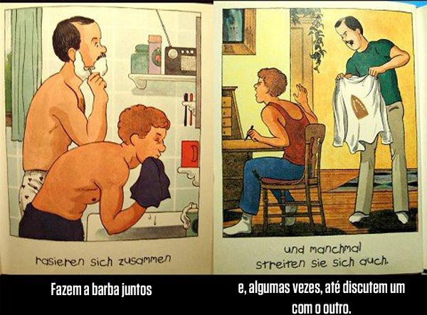 Alemanha explica a homossexualidade 2