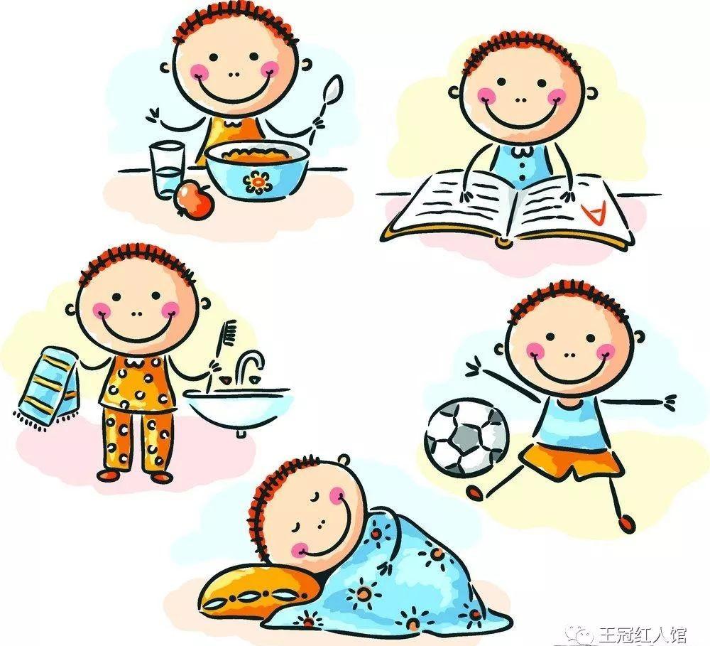A importância de organizar rotina da criança