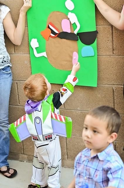 Festa tema Toy Story