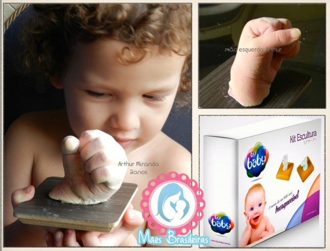 kit escultura by baby