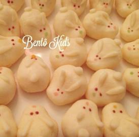 Pãozinho de coelhinho by Bentô Kids