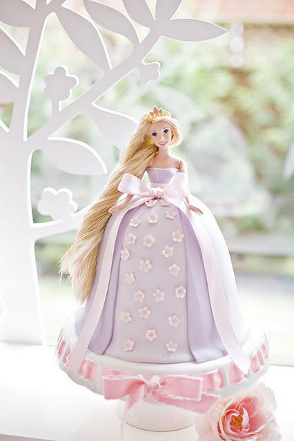 boneca festa de menina rosa