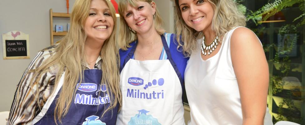 Acontece: Escolinha de nutrição Milnutri