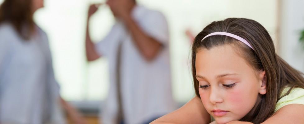 Não envolva seu filho em conflitos familiares e conjugais