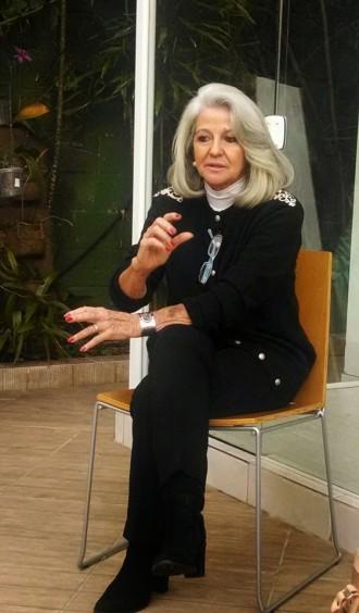 Mestre em fonoaudiologia - Dra. Eliane Martins Paes Barreto