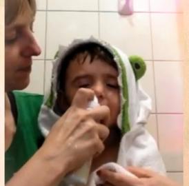 Higiene nasal e sua importância