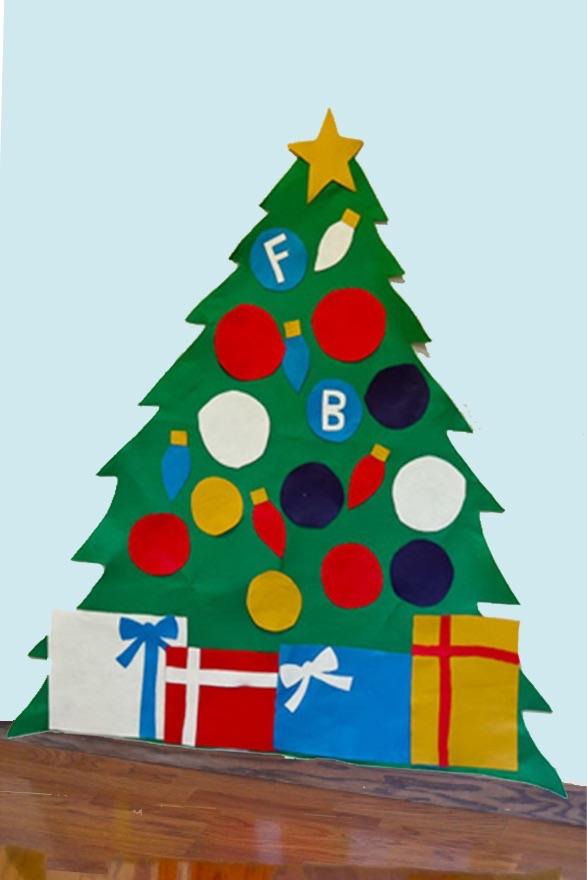 Árvore-de-Natal-de-Feltro-para-parede-Passo-a-passo_1