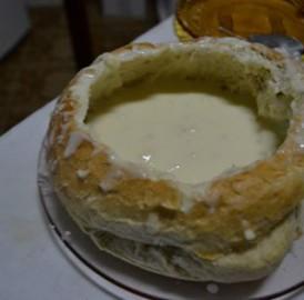 Receita da Si – Sopa de queijo