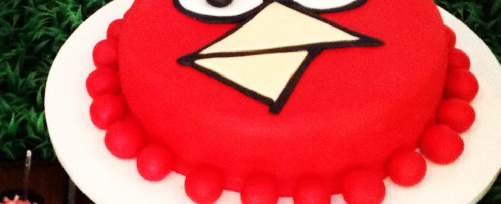 Festa ANGRY BIRD