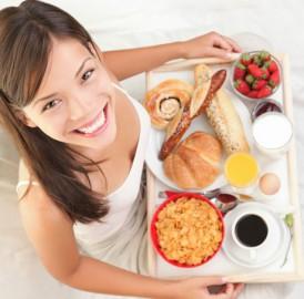 Pesquisa revela: café da manhã reforçado ajuda fertilidade