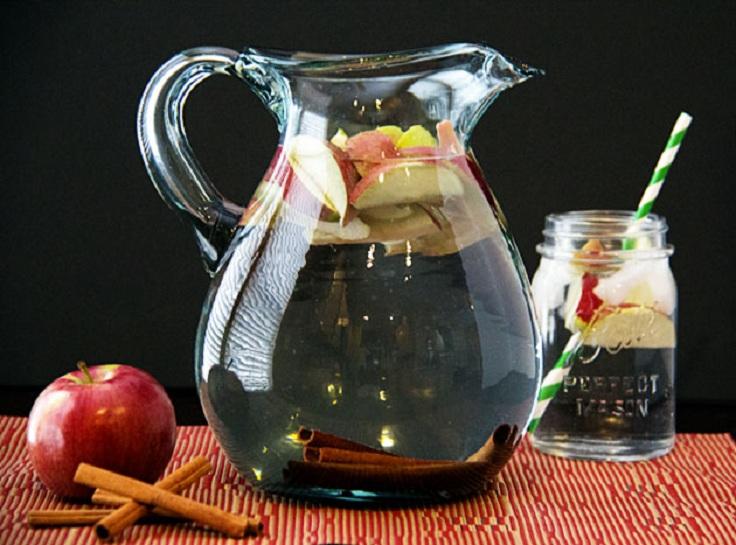Água Detox com frutas6