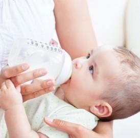 Crianças com alergia alimentar