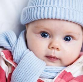 Como cuidar da pele delicada do bebê no inverno