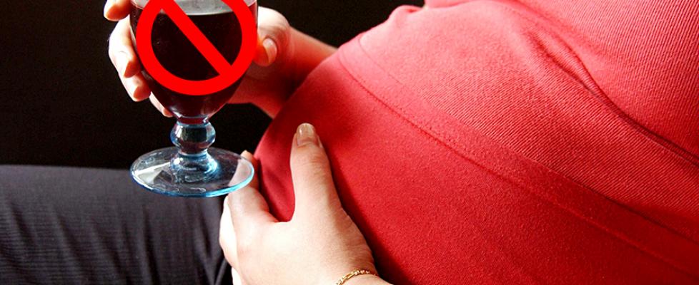 A importância de não ingerir bebidas alcoólicas durante a gravidez