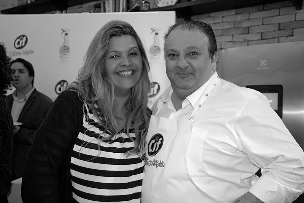 Cif Ultra Rápido chef Erick Jacquin