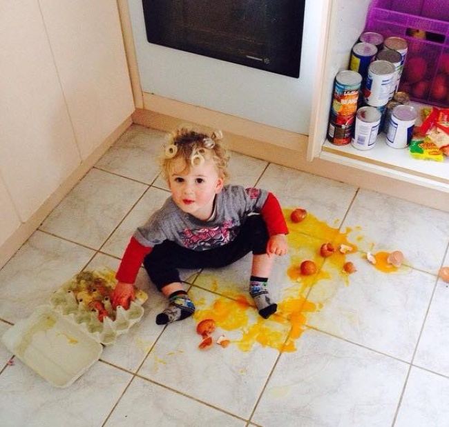 20 fotos que provam que ter filhos é divertido 3