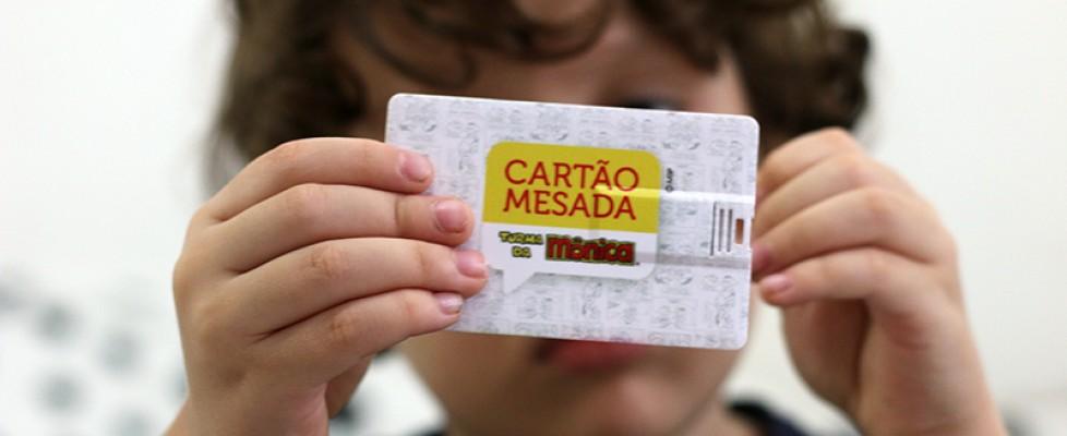 Cartão Mesada Turma da Mônica – O Cartão de Crédito para Crianças