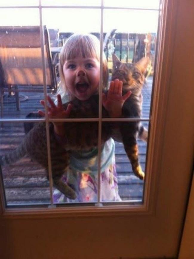 ter filhos é divertido