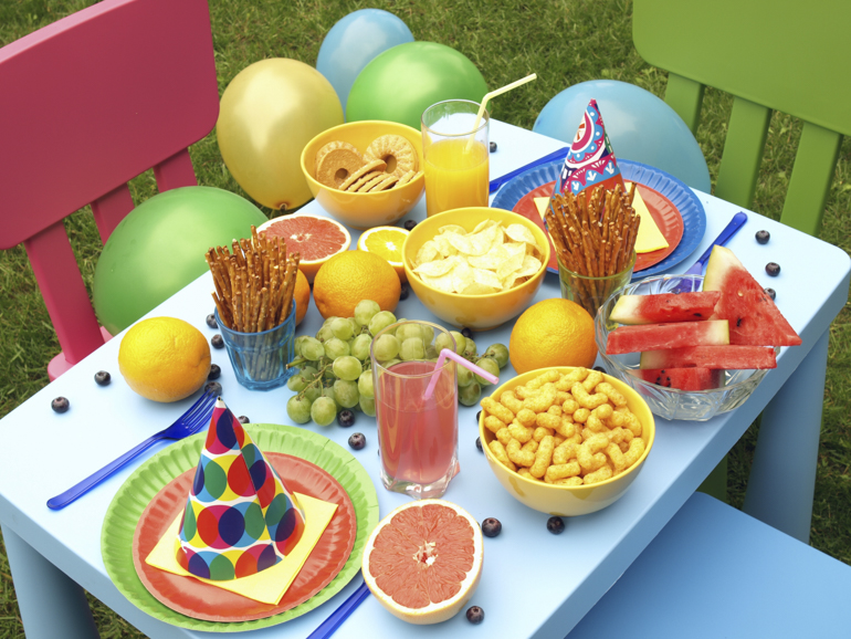 Aprenda Fazer Festa Infantil em Casa (3)