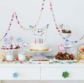 Aprenda Fazer Festa Infantil em Casa