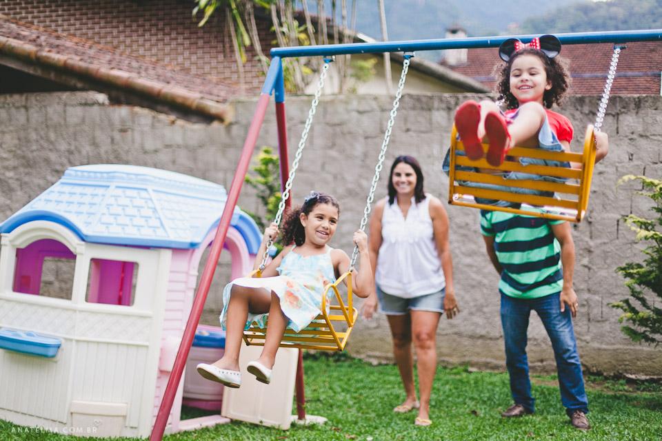 Fim de férias brincadeiras em casa diversão 2