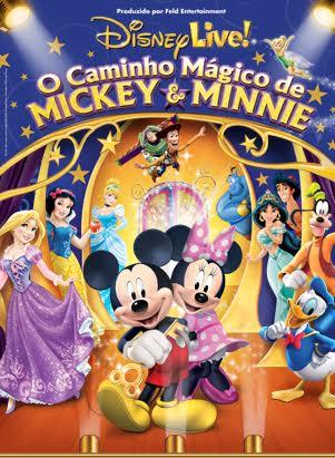 Disney Live! O Caminho Mágico de Mickey e Minnie2
