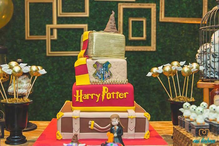 aniversário no Tema HARY POTTER-maesbrasileiras.com.br