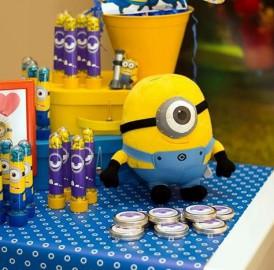 Tudo para uma festa de aniversário infantil Perfeita