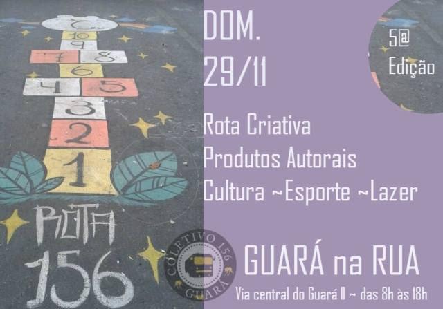 Agenda Cultural Kids de Brasília 1