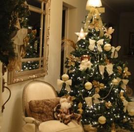 Cuidados para montar sua arvore de Natal com segurança