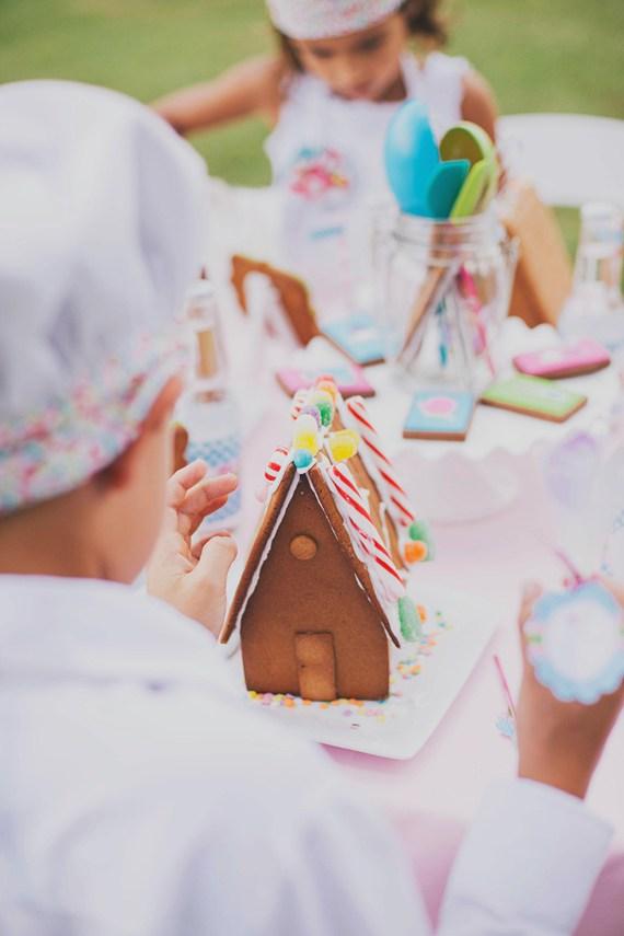 Festa de Aniversário no tema Natal6