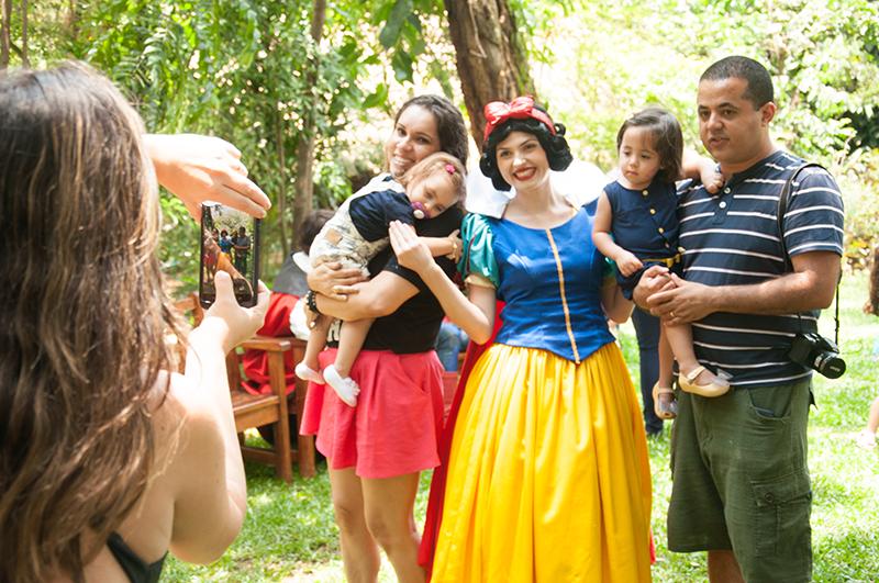 Tatiane Dantas Picnic mães Brasileiras
