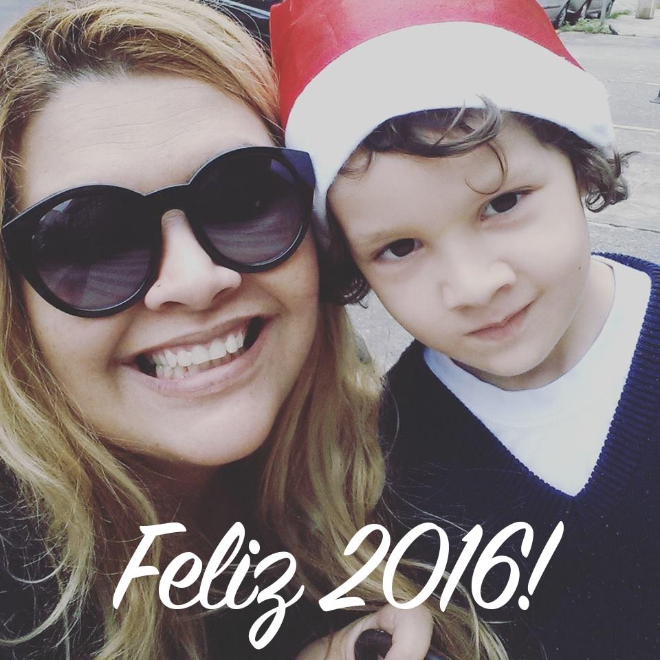 Adeus 2015 - Feliz Ano Novo!