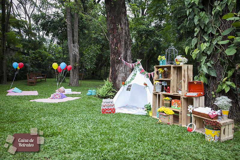 Festa pic nic escolar Maison Kids 4