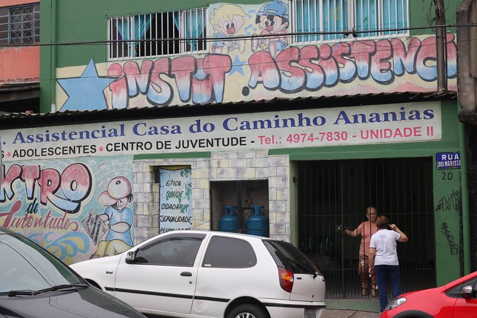 11º Encontro Mães Brasileiras doações A casa do ananias3