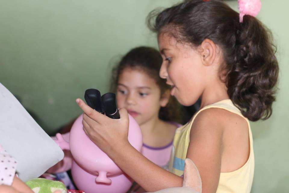 11º Encontro Mães Brasileiras doações de brinquedos5